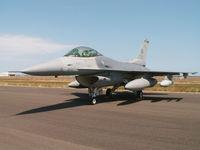 90-0772 @ LELC - General Dynamics F-16CG/31st FW/San Javier,Murcia - by Ian Woodcock