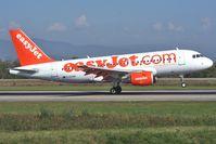 G-EZSM @ LFSB - landing rwy 16 - by eap_spotter