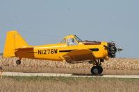 N1276W @ RPJ - Weatherly 201B - by Mark Pasqualino