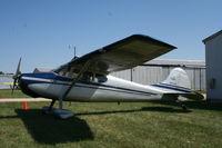 N1241D @ RPJ - Cessna 170A - by Mark Pasqualino