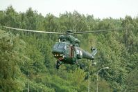 0501 @ EPRA - Poland Air Force - PZL-Swidnik W3 Sokol - by Artur Badoń