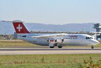 HB-IXP @ LFSB - departing runway 16 - by eap_spotter
