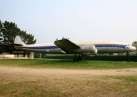 F-BHBG - Preserved in a small town named Ploneis near Quimper - by Shunn311