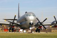 52-2697 @ GUS - KC-97L artsy shot.  At the Grissom AFB Museum - by Glenn E. Chatfield