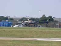 N911ZZ @ GPM - At Eurocopter, Grand Prairie, TX - Bernalillo County, NM Sheriff - by Zane Adams