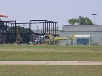 N972JD @ GPM - At Eurocopter, Grand Prairie, TX - by Zane Adams