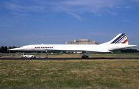 F-BVFF @ LFPG - Air France