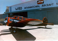 N58X @ FTW - Waco Airmotive paint