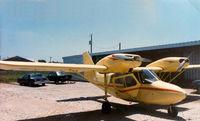 N9956Y - At former Mangham Airport, North Richland Hills, TX