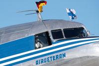 OH-LCH @ EDDH - Air Veteran DC3 in Finnair colors