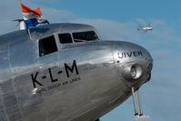 PH-AJU @ EDDH - DC2 KLM