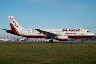 D-ABDA @ LOWW - Air Berlin Airbus 320 - by Yakfreak - VAP