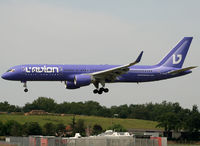 F-HAVN @ LFBO - Landing rwy 14R - by Shunn311
