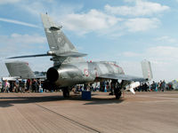 47 @ EGVA - Super Etendard/French Navy/Fairford 2005 - by Ian Woodcock