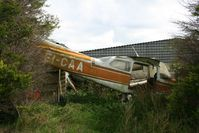 EI-CAA @ EIAB - Cessna 172 out to grass at Abbeyshrule - by Pete Hughes