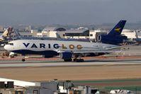 PP-VMT @ LAX - Varig Logistica PP-VMT departing RWY 25L. - by Dean Heald