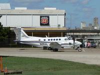 N195AL @ FTW - At Texas Jet