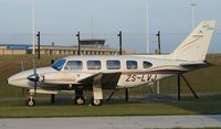 ZS-LVJ @ FAGG - Pa31 at George