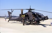86-8974 @ ORD - AH-64A at the AFR/ANG open house - by Glenn E. Chatfield