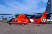 6558 @ DVN - HH-65C at the Quad Cities Air Show - by Glenn E. Chatfield