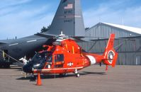 6558 @ DVN - HH-65C at the Quad Cities Air Show