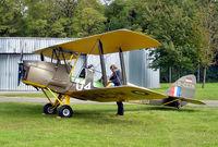 D-ECTM @ QFB - De Havilland DH-82A Tiger Moth - by J. Thoma