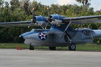 N96UC @ FA08 - PBY-5