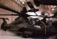 94-0327 - RAH-66A at the Army Aviation Museum - by Glenn E. Chatfield