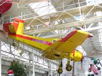 D-ESUU @ ZQC - LET Z-37A Cmelak.Technik Museum Speyer - by Robert Roggeman