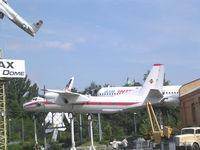 DDR-SBN @ ZQC - An-26 Curl.Ex 52+04.Technik Museum Speyer.22-06-2004 - by Robert Roggeman