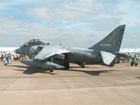 MM55033 @ EGVA - TAV-8B Harrier II/Italian Navy/Fairford 2005 - by Ian Woodcock
