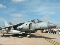 MM7224 @ EGVA - AV-8B Harrier II/Italian Navy/Fairford 2005 - by Ian Woodcock