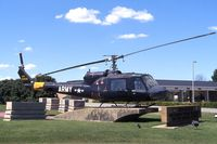 58-2091 - UH-1A at Ft. Campbell, KY - by Glenn E. Chatfield
