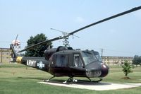 59-1711 - UH-1A at the 82nd Airborne Division Museum, Ft. Bragg, NC - by Glenn E. Chatfield