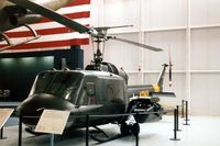 60-3553 - UH-1B at the Army Aviation Museum - by Glenn E. Chatfield