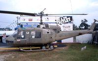 60-3572 - UH-1B at the Cairo, GA VFW post - by Glenn E. Chatfield