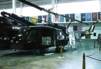 62-1986 - Huey at the Battleship Alabama Museum - by Glenn E. Chatfield