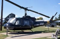 62-2010 - UH-1B at the 101st Airborne Division Museum - by Glenn E. Chatfield