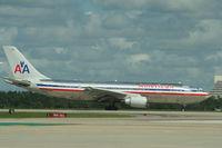 N11060 @ KMCO - Airbus A300B4-605R - by Mark Pasqualino
