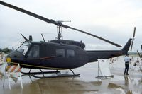 64-13517 @ NBU - UH-1H at the open house - by Glenn E. Chatfield