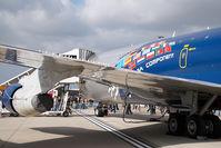 LX-N90443 @ EDDH - NATO Boeing 707 AWACS