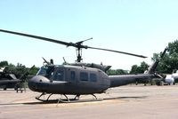 68-15637 @ BDL - UH-1H on the Army Guard ramp - by Glenn E. Chatfield