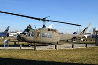 68-16256 @ GUS - UH-1H at the Grissom AFB Musueum - by Glenn E. Chatfield