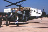 158772 @ NBU - UH-1N at the open house - by Glenn E. Chatfield