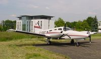 D-GABT @ QFB - Piper PA-34-220T Seneca III - by J. Thoma