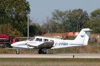C-FPMH @ YKF - Taking off Runway 25 at Waterloo Regional Airport Ontario Canada - by Shawn Hathaway