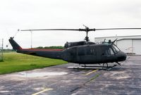 70-16283 @ JVL - UH-1H at the mechanic school - by Glenn E. Chatfield