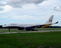 G-SMAN @ SFB - Another European Heavy heading for 9L. - by BenFluth216