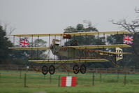 G-ARSG @ EGTH - 3. BAPC-1 at Shuttleworth October Air Display- 105 hp and 45 mph