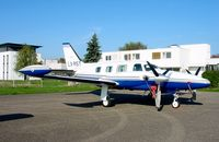 LX-RST @ QFB - Piper PA-31T-620 Cheyenne II - by J. Thoma